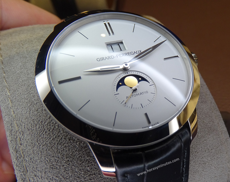 Nuevo Girard-Perregaux 1966 Large Date and Moon Phases
