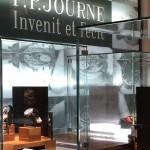 F. P. Journe abre su espacio en la joyería Rabat