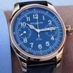 En la muñeca: nuevo Montblanc 1858 Chronograph Tachymeter
