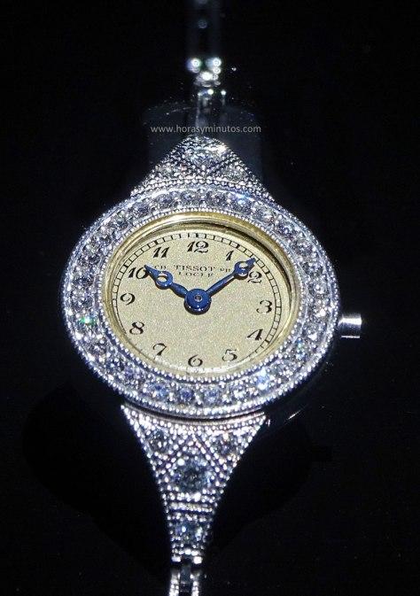 Tissot reloj joya de 1915