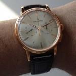 En la muñeca: Zenith Elite Chronograph Classic