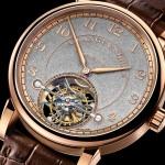 1815 Tourbillon Handwerkskunst de A. Lange & Söhne: 200 años de relojería sajona