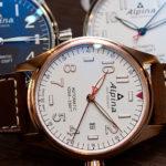 Alpina Startimer Pilot Automatic: relojes de aviador bien hechos y con buen precio