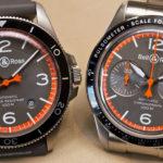 Fotos en vivo y precios de los nuevos Bell & Ross Vintage Garde-Côtes