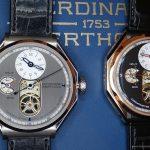 En la muñeca: Chronomètre Ferdinand Berthoud FB 1