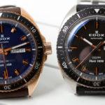 Nuevos Edox Delfin Fleet 1650 Limited Edition con fotos en vivo y precios