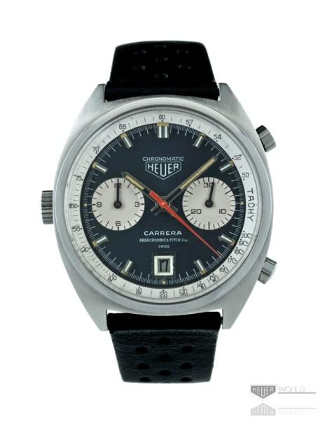 Heuer Chronomatic Carrera 1153N