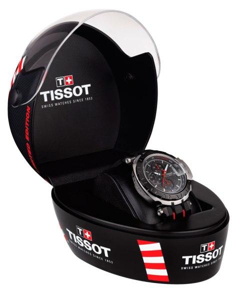 Jorge-Lorenzo-Tissot-T-Race-MotoGP-Automático-de-Edición-Limitada-2016-casco-abierto-Horasyminutos