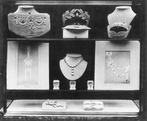 Joyas Cartier de Marie Bonaparte para su enlace