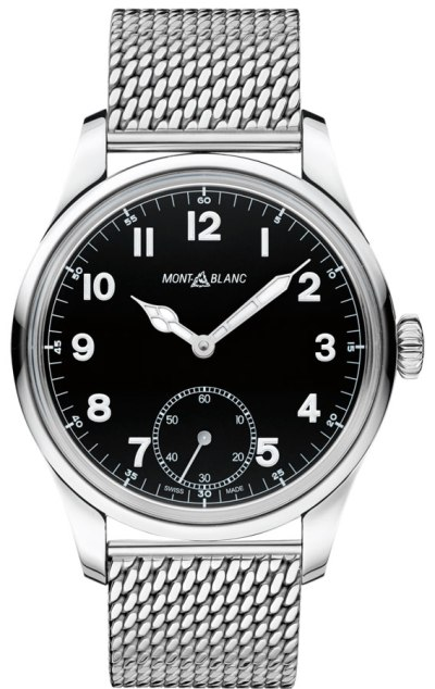 Montblanc 1858 Small Second milanesa