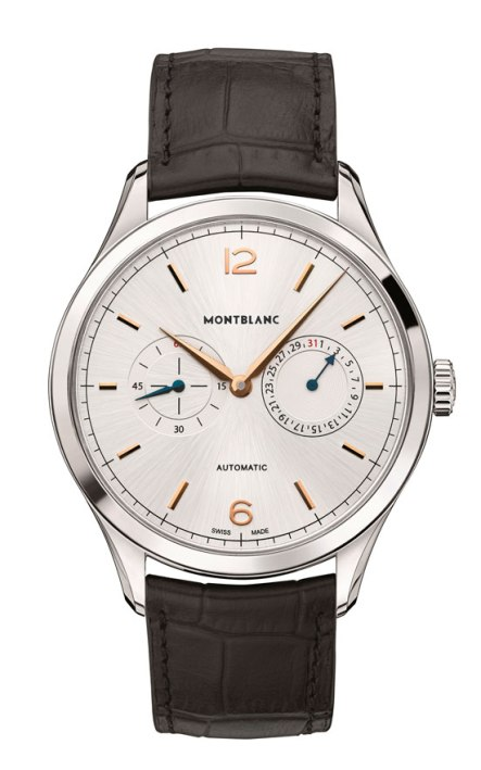 Montblanc Heritage Chronométrie Collection Twincounter Date