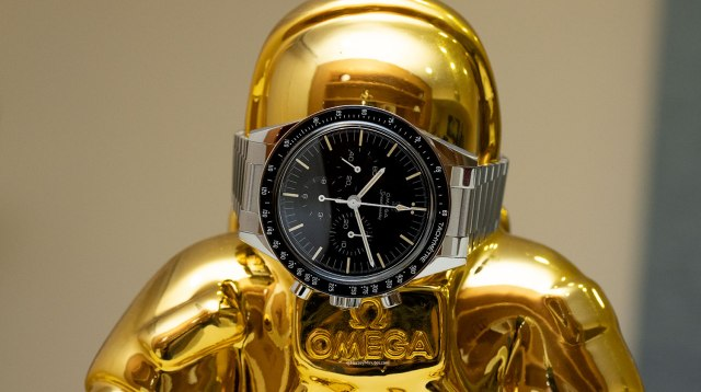 "Omega Speedmaster Moonwatch 321 ""Ed White"""
