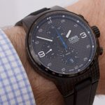 Oris Williams Valtteri Bottas Limited Edition: Fotos en vivo y precio