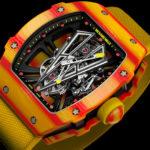 El nuevo Richard Mille RM 27-03 Rafael Nadal aguanta 10.000 g.