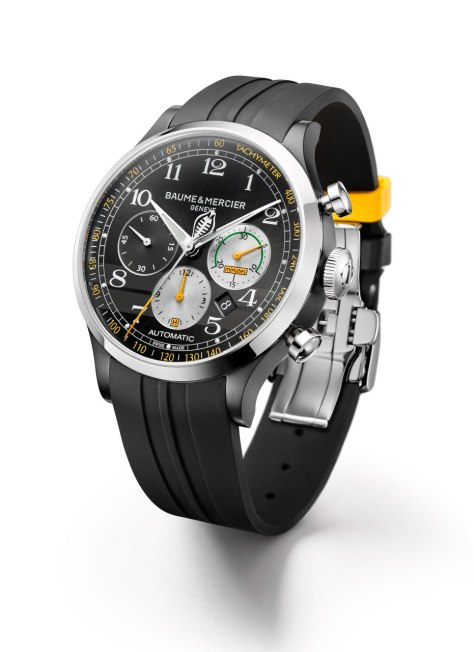 SIHH-2016-Baume-Mercier-Capeland-Shelby-Cobra-1963-Competition-Horas-y-Minutos