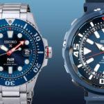 Dos nuevos modelos Seiko Prospex PADI