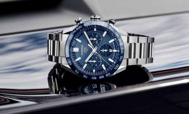 TAG Heuer Carrera Sport Chronograph azul