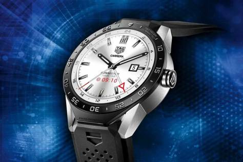 TAG Heuer Connected Watch gmt perfil