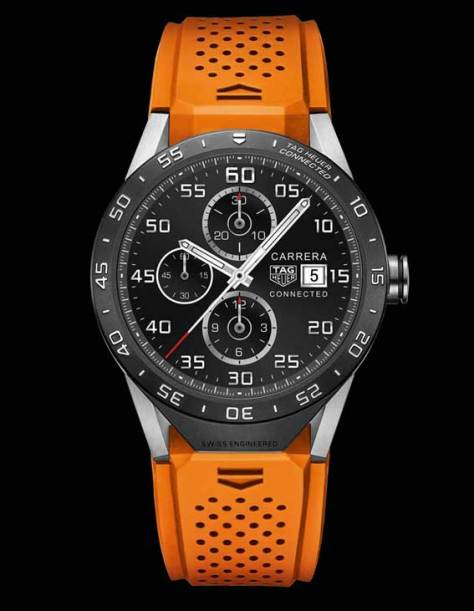 TAG Heuer Connected cronografo