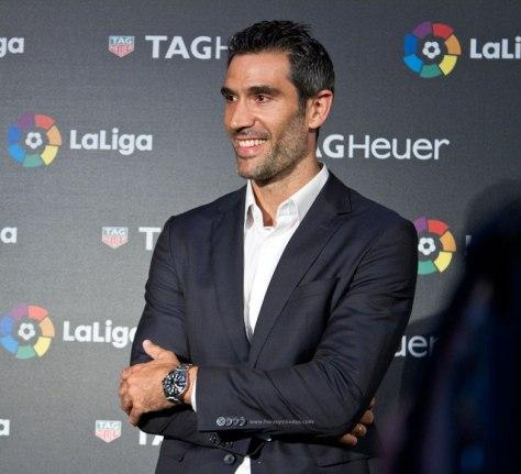 TAG-Heuer-Cronometrador-de-La-Liga-Fernando-Sanz-Horasyminutos