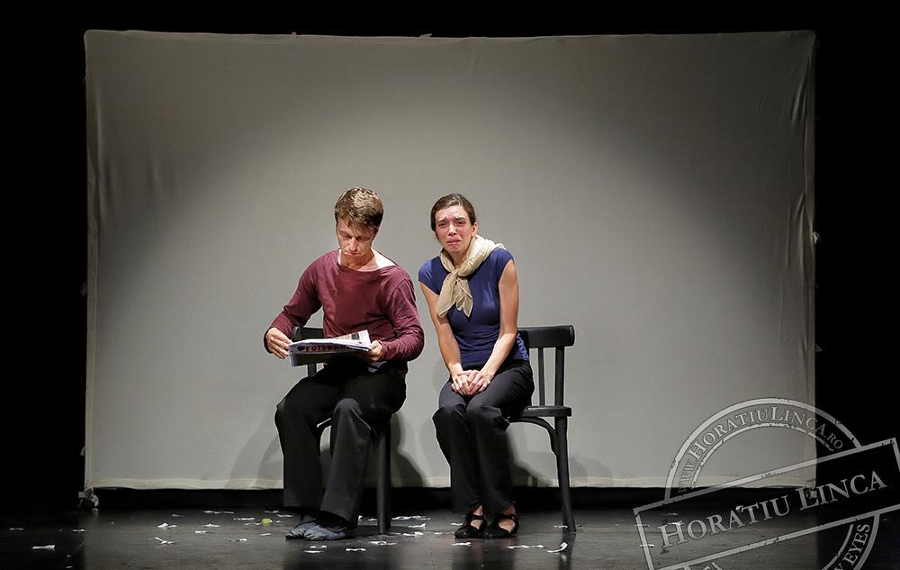 teatru – necuvinte – 21 Ana Pepine si Toni Dumitrescu copyright Horatiu Linca