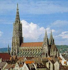 Ulmer Münster Bild: magellannet