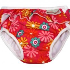 Pink Daisy mosható úszópelenka Imsevimse