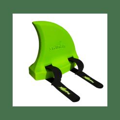 Zöld Swimfin cápauszony
