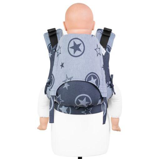 Outer Space -blue Fusion toddler 2.0 Fidella csatos hordozó
