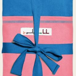 "Love Radius ""JPMBB Original"" Rugalmas hordozókendő - Electric Blue/Lolita Pink"