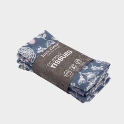 Textil zsebkendő szett madaras-Imsevimse
