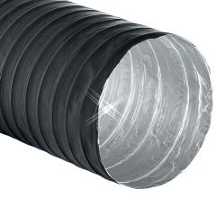 Ongeïsoleerde flexibele slang 152 mm
