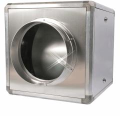 aluminium afzuigbox 1000 m3/h