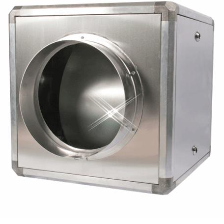 aluminium afzuigbox