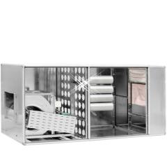 aluminium geurfilterkast