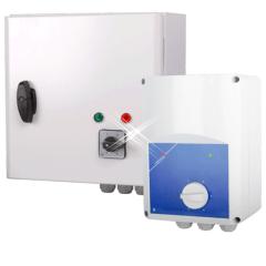 5 Standenregelaar thermisch beveiligd 10.0 ampère – 230 volt