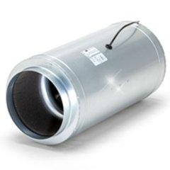 Isomax buisventilator met spanning aansturing 355 mm 4800 m3/h