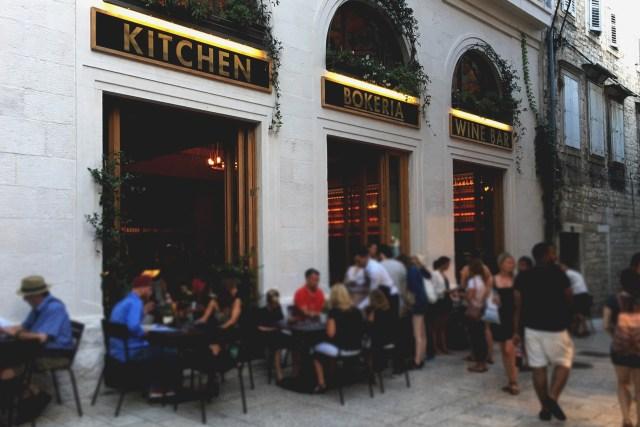 Bokeria Kitchen
