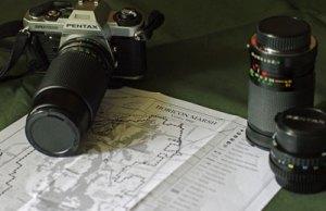 Pentax Film Camera