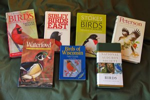 Field Guides for Birds