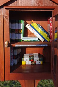 Library Books at the Horicon Marsh