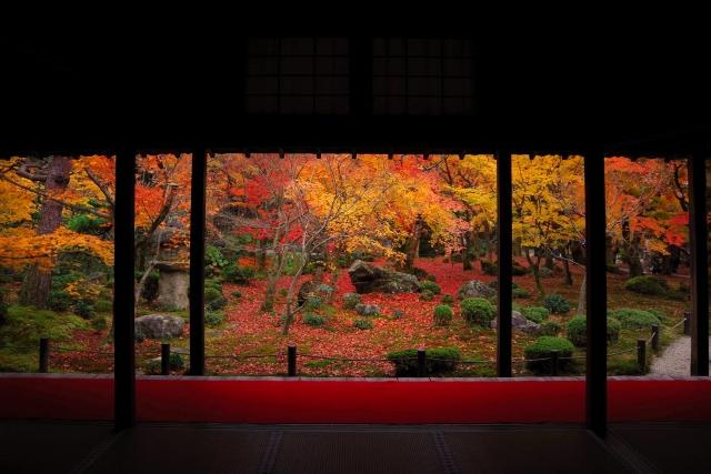 圓光寺の写真スポット