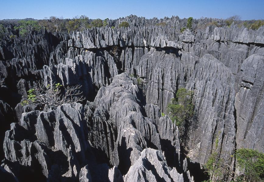 ツィンギー・ドゥ・ベマラハ国立公園