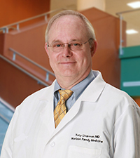 Joseph T. (Tony) Liverman, MD