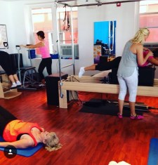 Group Circuit Pilates