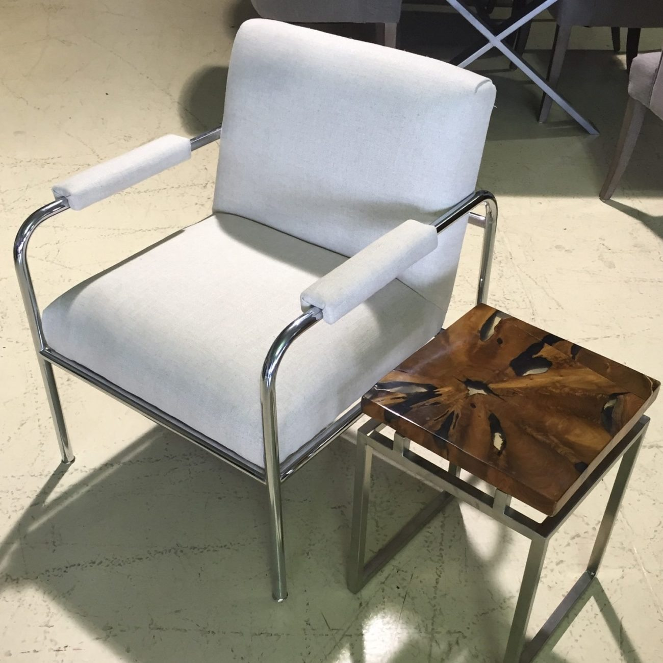Laurel Canyon Drive Chair Horizon Home Furniture