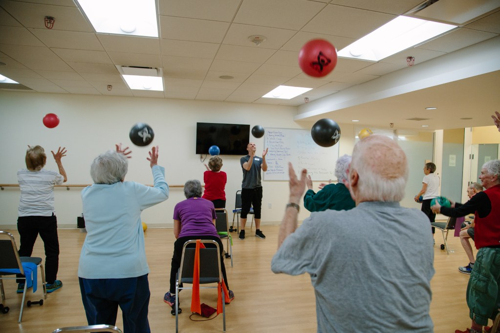 Horizon House, Retirement Community, senior living seattle, retirement living, retirement community, Fabulous Fitness Center