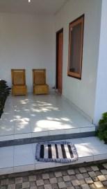 Verandah terrace