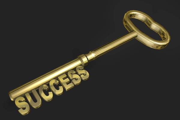 Key to success_