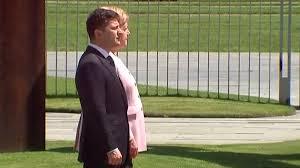 Photo of بالفيديو..أنجيلا ميركل ترتجف بشدة خلال استقبال رسمي